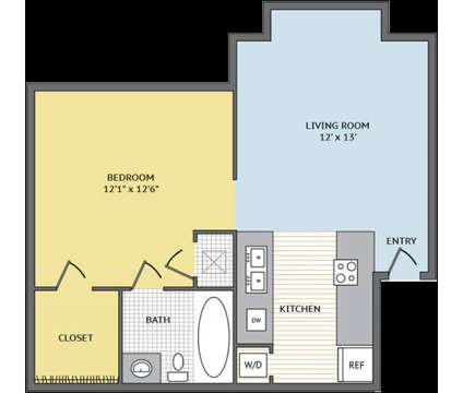 1 Bed - Colonial Village at West End at 4008 Gaelic Ln in Glen Allen VA is a Apartment