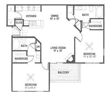 2 Beds - The Fountains at Andover Apartments at 3200 Todds Rd in Lexington KY is a Apartment