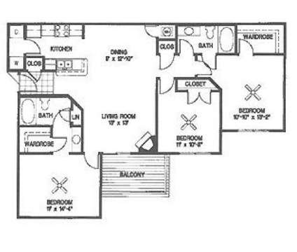 3 Beds - The Fountains at Andover Apartments at 3200 Todds Rd in Lexington KY is a Apartment