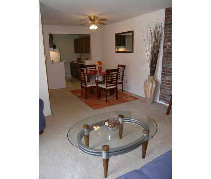 1 Bed - Marlborough Trails Apartments and Townhomes at 6960 Creekview Trail in Saint Louis MO is a Apartment