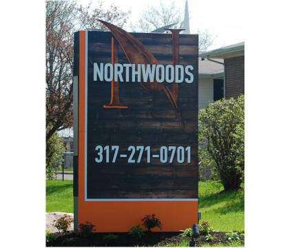 Studio - Northwoods Apartments at 816 Winding Brook East Dr in Indianapolis IN is a Apartment