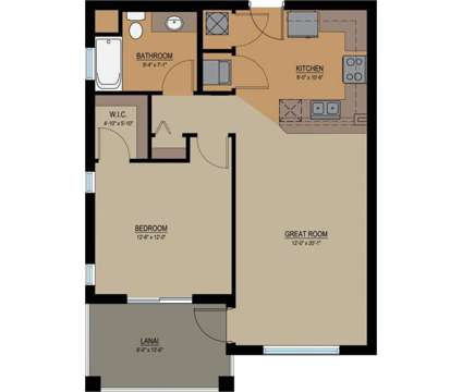 1 Bed - Colonial Commons at 4590 Winkler Ave in Fort Myers FL is a Apartment