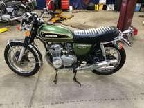 1975 Honda CB 550