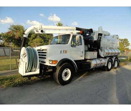 1999 Sterling Vactor 2110 vacuum truck is a 1999 Sterling Service & Utility Truck in Miami FL