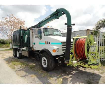 2003 Sterling LT7500 Super Products Camel vacuum truck is a 2003 Sterling Service & Utility Truck in Miami FL