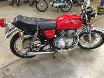 1975 HONDA CB 400f S/S