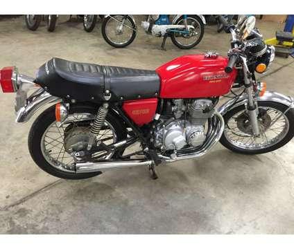 1975 HONDA CB 400f S/S is a 1975 Honda CB CB400F Classic Motorcycle in New Rochelle NY