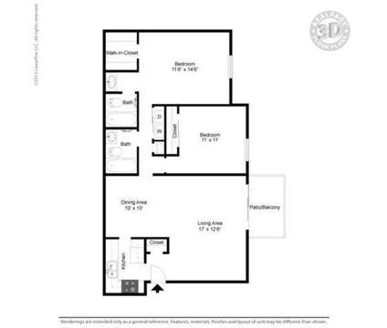 2 Beds - Dwell at Bay Crossing at 600 Starkey Road in Largo FL is a Apartment