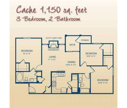 3 Beds - Pinnacle Mountain View at 1100 South 2000 East in Clearfield UT is a Apartment