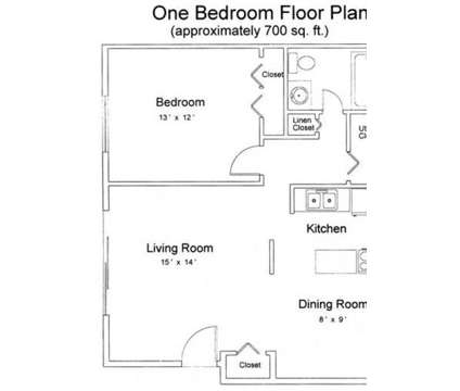 1 Bed - Lexington Square at 13004 E Us Hwy 40 in Independence MO is a Apartment