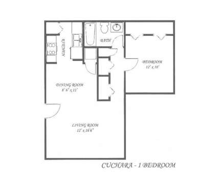 1 Bed - Copper Chase Apartments at 2041 Southgate Road in Colorado Springs CO is a Apartment