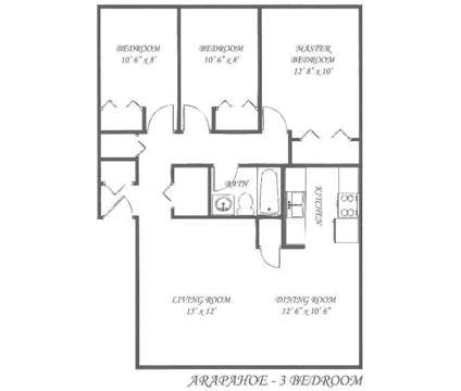 3 Beds - Copper Chase Apartments at 2041 Southgate Road in Colorado Springs CO is a Apartment