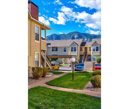 1 Bed - Cheyenne Crossing at 640 Wycliffe Drive in Colorado Springs CO is a Apartment