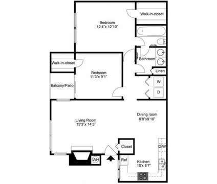 2 Beds - Cheyenne Crossing at 640 Wycliffe Drive in Colorado Springs CO is a Apartment