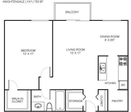 1 Bed - Ramblewood Apartments at 4277 Stonebridge Drive Sw in Wyoming MI is a Apartment