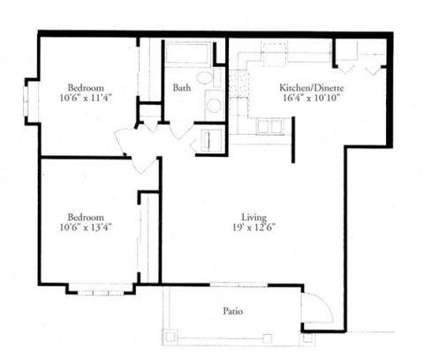 1 Bed - Whitnall Glen at 10123 W Forest Home Avenue Unit in Hales Corners WI is a Apartment