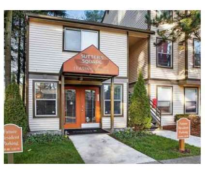 1 Bed - Sutter's Square at 12221 Airport Rd in Everett WA is a Apartment