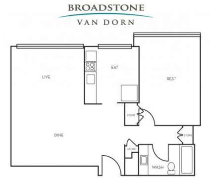 1 Bed - Broadstone Van Dorn at 420 N Van Dorn St in Alexandria VA is a Apartment
