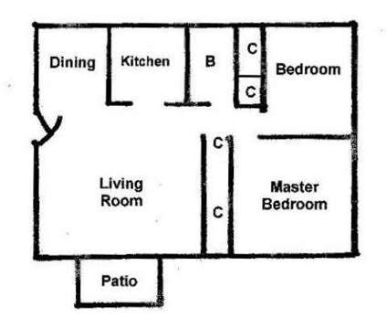 2 Beds - Crestview Pines Apartments at 1600 Aster Drive in Antioch CA is a Apartment