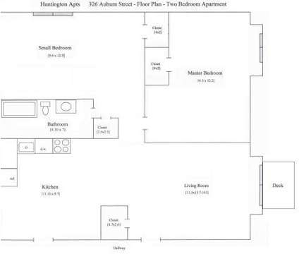 2 Beds - Portland Apartments at 1500 Forest Avenue Apartment 6e in Portland ME is a Apartment