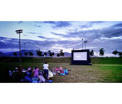 Inflatable Outdoor Movie Theater Services is a Party Rentals service in Salt Lake City UT