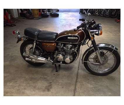 1971 Honda Cb 500/4 is a 1971 Honda CB Classic Motorcycle in New Rochelle NY