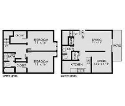 2 Beds - Mallard's Landing at 4501 Packard Drive in Nashville TN is a Apartment