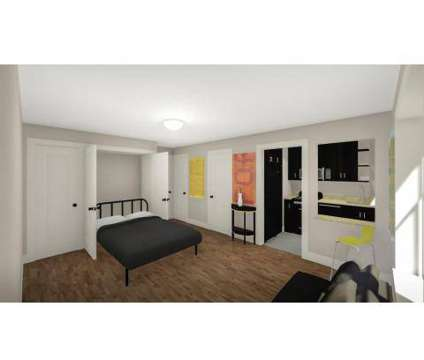 Studio - The Flats on Howard at 2211 Howard St Suite 101 in Omaha NE is a Apartment
