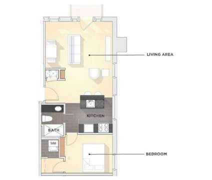 1 Bed - The Flats on Howard at 2211 Howard St Suite 101 in Omaha NE is a Apartment