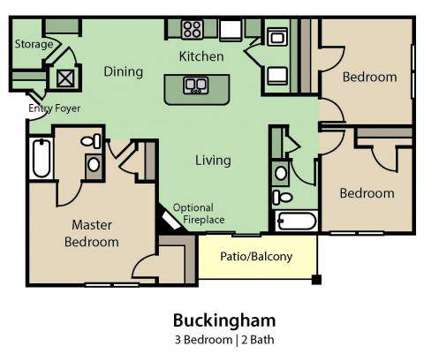 3 Beds - Commonwealth at York Apartments at 100 Armory St in Newport News VA is a Apartment