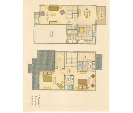 2 Beds - Brookside Meadows at 10100 Brookside Road in Pleasant Valley NY is a Apartment