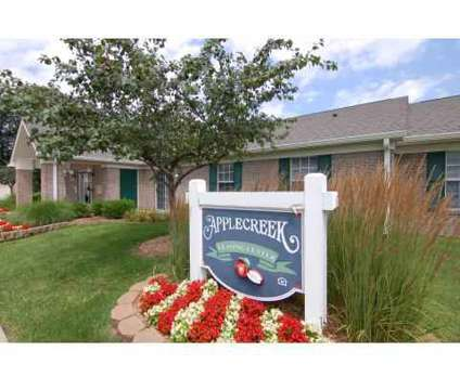 1 Bed - Applecreek at 1326 Mcintosh Ln in Anderson IN is a Apartment