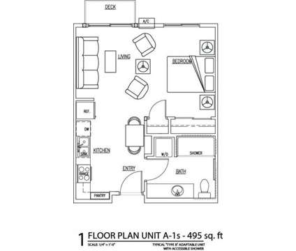 Studio - Affinity at Albuquerque at 10700 Fineland Drive Nw in Albuquerque NM is a Apartment