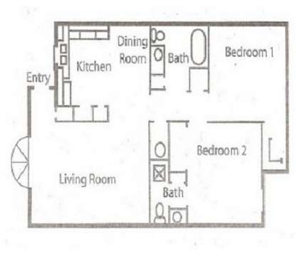 2 Beds - Sombra Apartment Homes - Income Restrictions* at 2020 W Glendale Avenue in Phoenix AZ is a Apartment