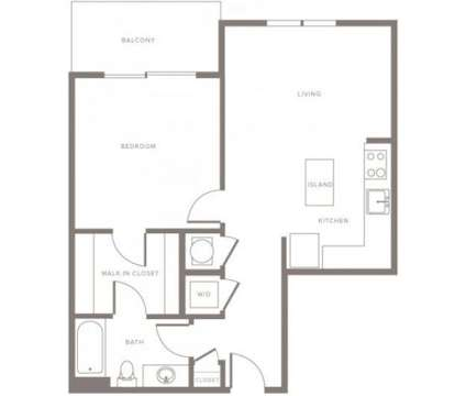 1 Bed - Modera Morningside at 1845 Piedmont Ave Ne in Atlanta GA is a Apartment