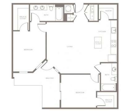 2 Beds - Modera Morningside at 1845 Piedmont Ave Ne in Atlanta GA is a Apartment