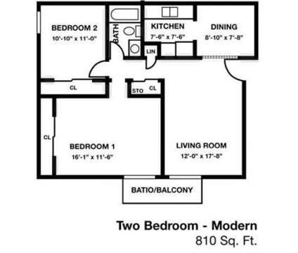2 Beds - Meadowdale Apartments at 303 Lw Besinger Dr in Carpentersville IL is a Apartment