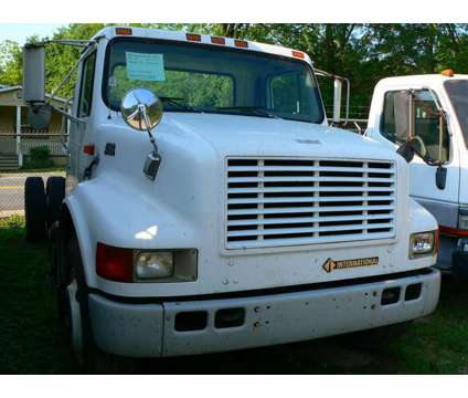 2000 International 4700 18' Cab and Chassis is a 2000 International 4700 Model Truck Cab & Chassis in Forest Park GA