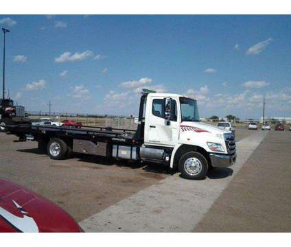111 2012 Hino 258 ALP low Pro Flatbed is a 2012 Sinister Cycles 111 Model Flatbed Truck in Amarillo TX