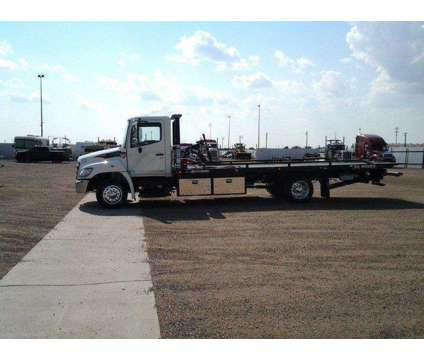 111 2012 Hino 258 ALP low Pro Flatbed is a 2012 Hino Flatbed Truck in Amarillo TX