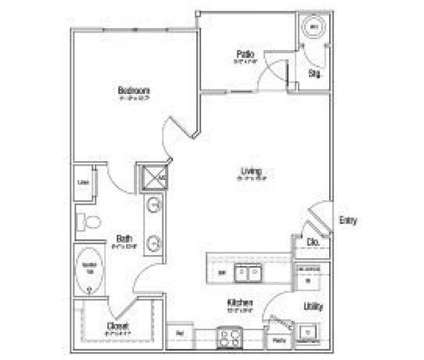 1 Bed - Retreat at North Bluff at 6212 Crow Ln in Austin TX is a Apartment