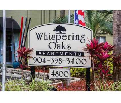 1 Bed - Whispering Oaks at 4800 Atlantic Boulevard in Jacksonville FL is a Apartment