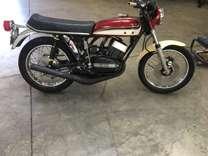 1976 Yamaha rd 400