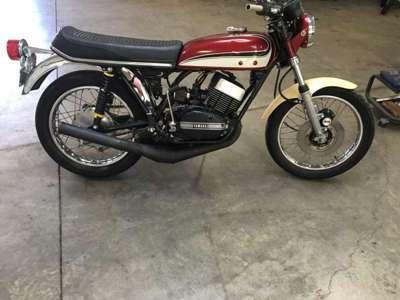 1973 Yamaha RD