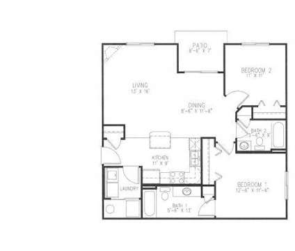 2 Beds - Adam's Ridge at 10448 Dorset Dr in Johnston IA is a Apartment