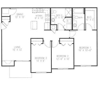 3 Beds - Sterling Pointe at 10448 Dorset Dr in Johnston IA is a Apartment