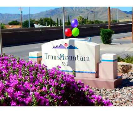 1 Bed - Trans-Mountain Apartments at 5317 Woodrow Bean Trans Mountain Rd in El Paso TX is a Apartment