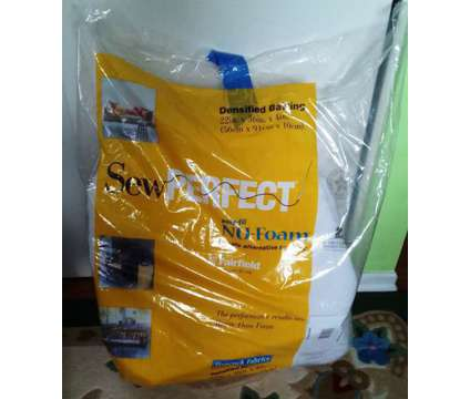 2 Sew Perfect® Poly-Fil NU-Foam 17 X 19 X 4 is a Arts & Crafts Supplies for Sale in Sappington MO