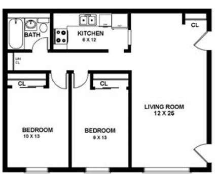 2 Beds - Davis Commons at 165 Carl Avenue in Brockton MA is a Apartment