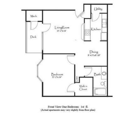 1 Bed - Pineview Apartments at 4711 Walma Dr Se in Kentwood MI is a Apartment